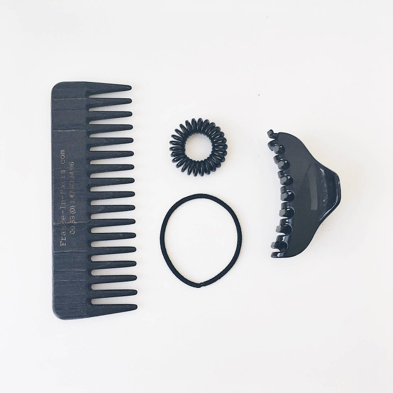 TAG HAIR ROUTINE