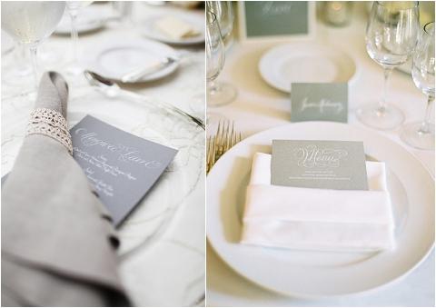 Sweet Little Wedding Tips 5 Place Setting My Sweet Love