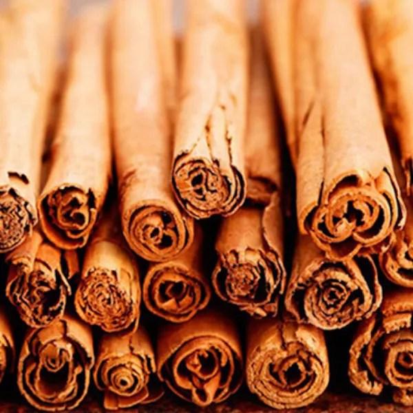 A stack of 'True' Ceylon Cinnamon