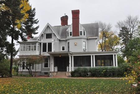Alexander Mansion Winona