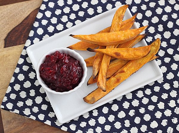 Cranberry Chipotle Ketchup