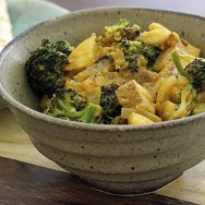 Indian Coconut Curry