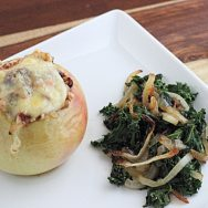 Savory Baked Apples