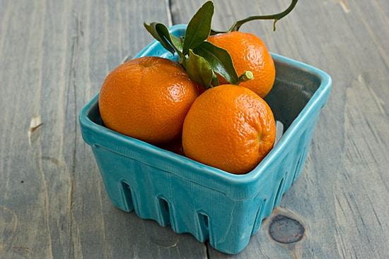 Mystery Citrus Fruit