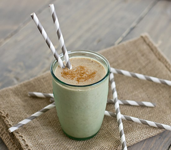Banana Chai Breakfast Shake