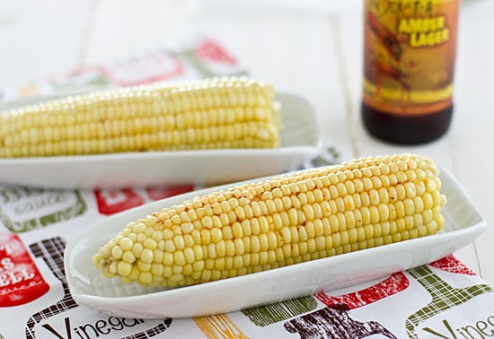 Corn with Chipotle Butter + 4 Other Three Ingredient Sides