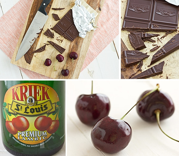 Cherries, Chocolate & Beer