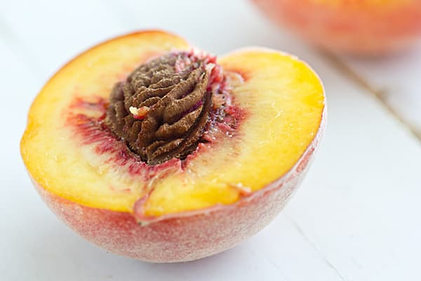 Fresh Peach [Taken with Tamron Macro Lens]