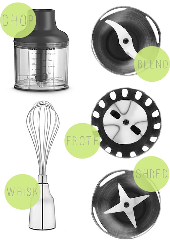 Kitchenaid Hand Blender Attachments