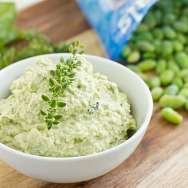 Better-Than-Trader-Joe's Edamame Hummus Recipe