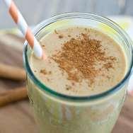 Pumpkin Spice Breakfast Shake Recipe