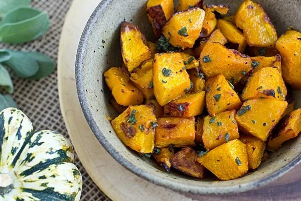 Roasted Ambercup Squash with Brown Butter + 20 More Delicious Fall Recipe Ideas