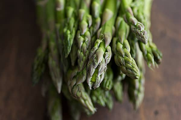 Asparagus for Ravioli