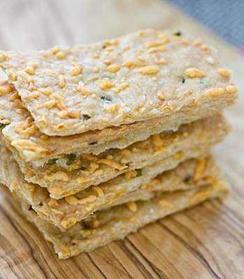 Jalapeno Cheddar Crackers Recipe