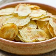 Baked Cholula Potato Chips