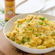 Cheddar & Cholula Mashed Potato Recipe