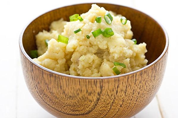 Miso Mashed Potatoes