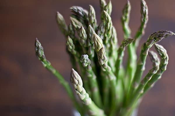Asparagus for Panini