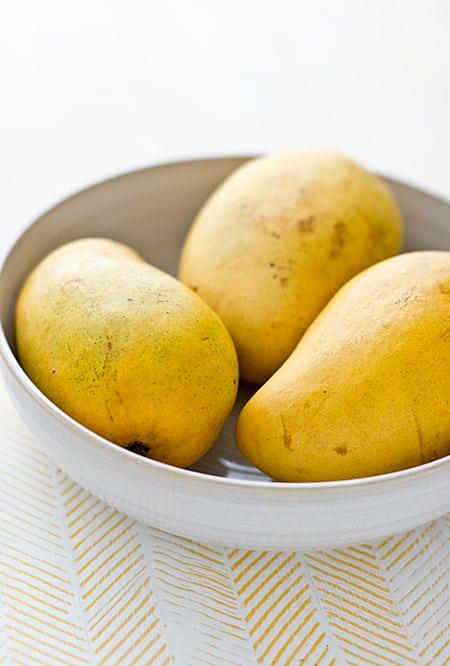 Champagne Mangoes
