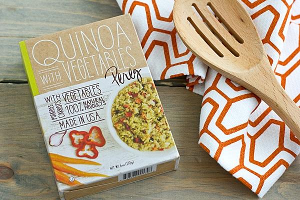 Boxed Quinoa Side Dish