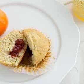 Chia Surprise Muffins Recipe