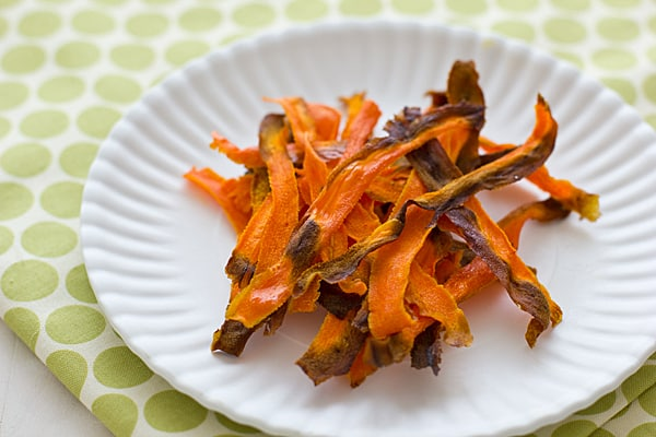 Cholula Baked Carrot Chips