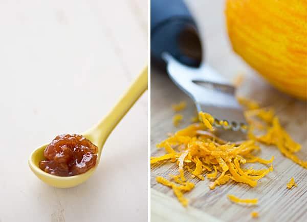 Jam & Orange Zest