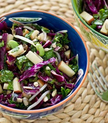 Super Duper Raw Power Salad