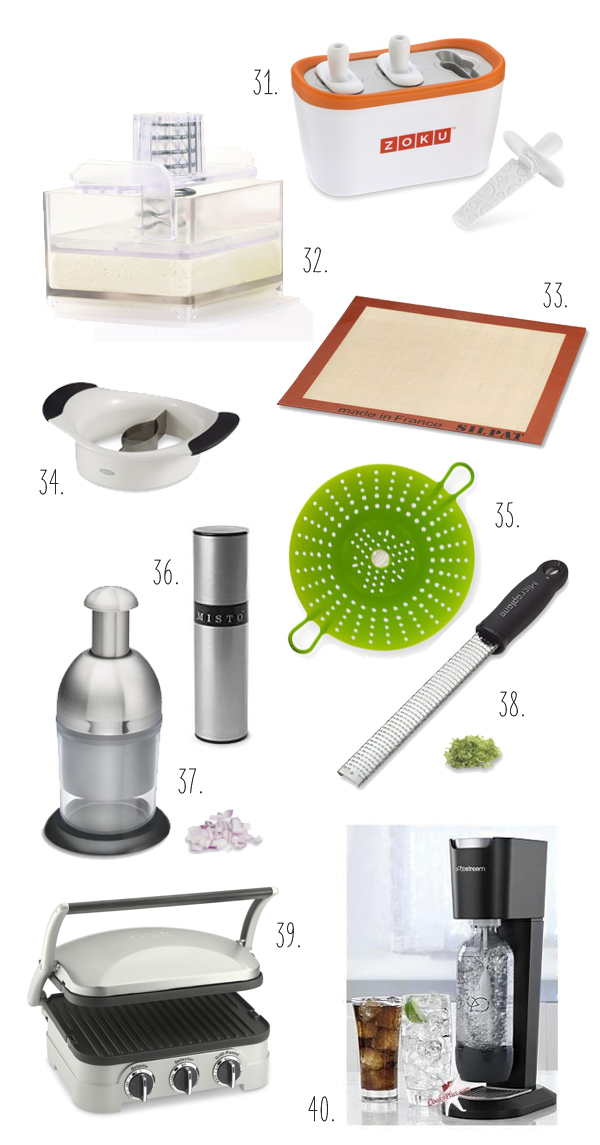 What I Use In My Kitchen