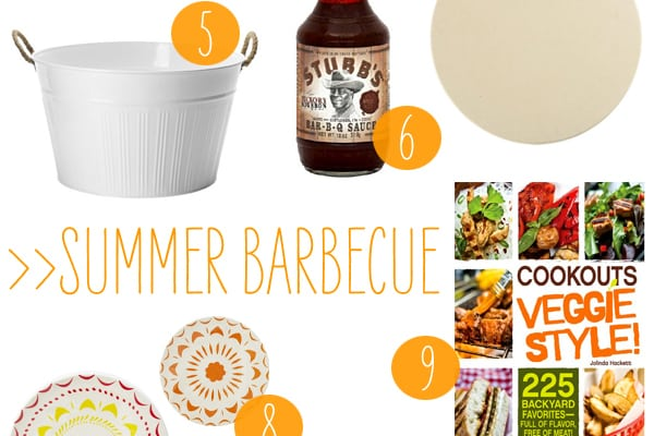 Summer Barbecue Essentials