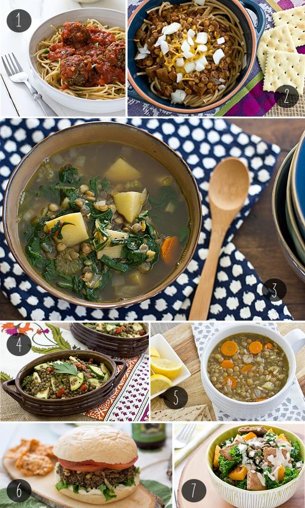 Favorite Lentil Recipes