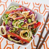 Rad Rainbow Pad Thai