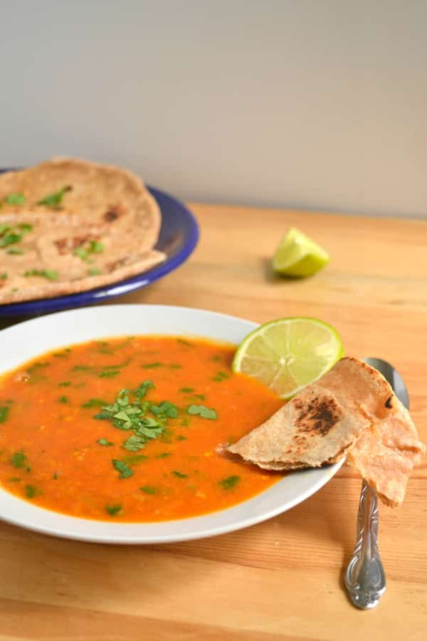 Red Lentil Bisque