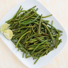 Chili Garlic Green Beans Recipe