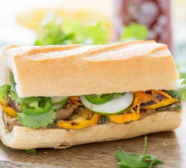 9 Picnic-Perfect Vegetarian Sandwiches