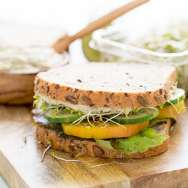 Basil White Bean Sandwich Spread Recipe