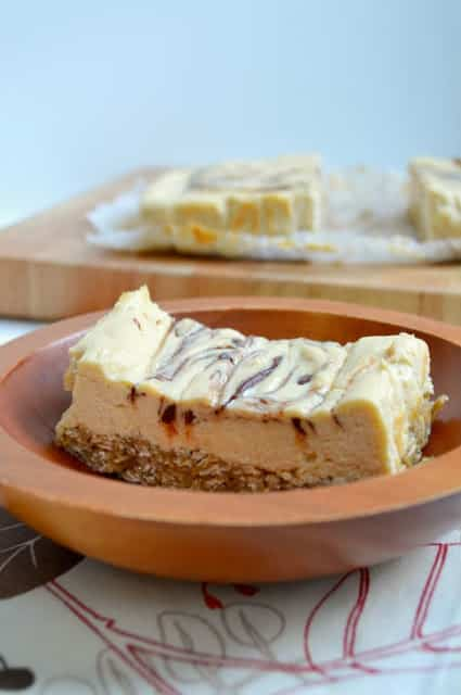 Banana Nutella Cheesecake