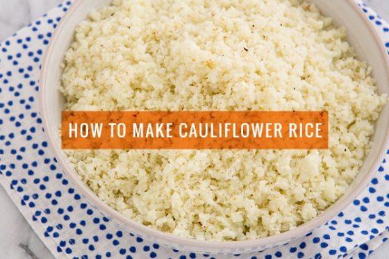 How To Make Cauliflower