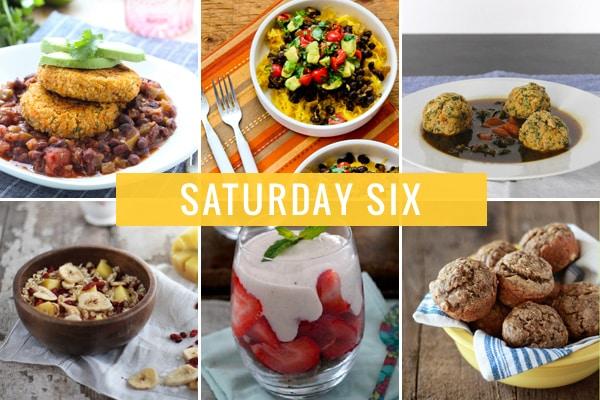 Saturday Six - 01.18.14