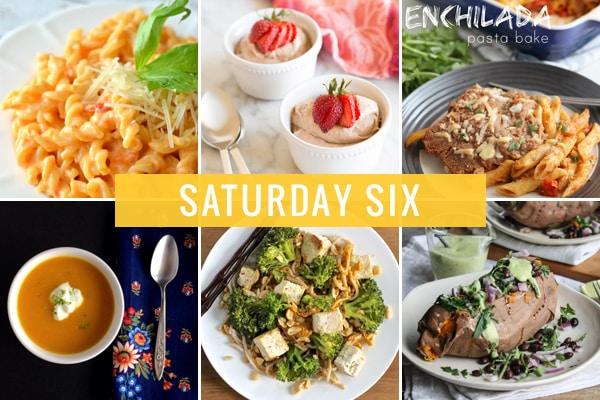 Saturday Six - 02.15.14