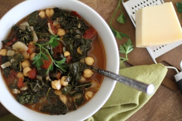 A Modest Vegetable Soup