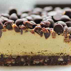 Mint Chocolate Chip Dessert Bars Recipe