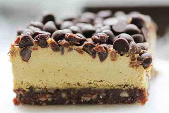 Mint Chocolate Chip Dessert Bars Recipe