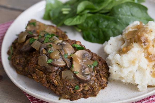 Salisbury Steaks Recipe