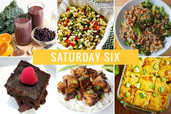 Saturday Six - 05.10.14