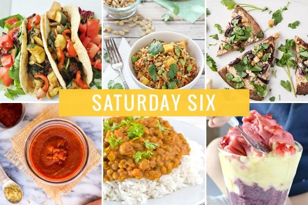 Saturday Six - 05.31.14