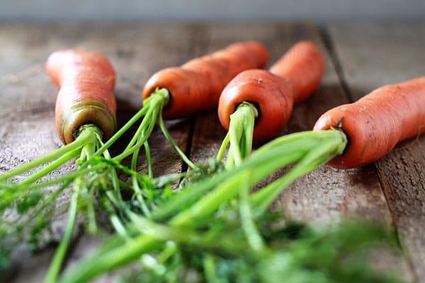 Vegan Spiced Carrot Muffins
