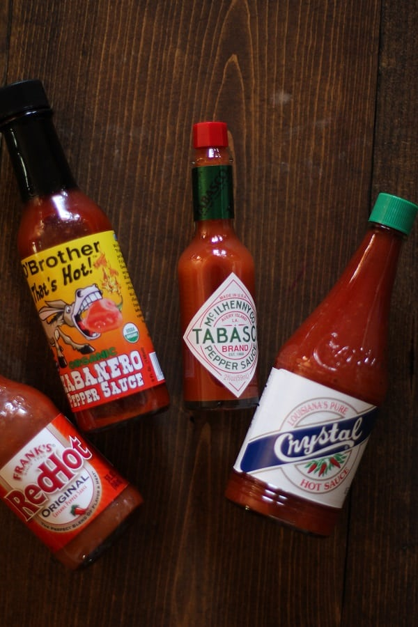 A Guide to Hot Sauces