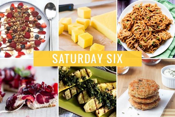 Saturday Six - 07.05.14