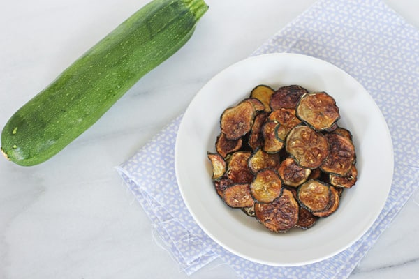 How to Make Zucchini Chips